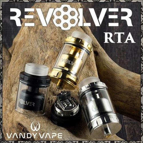 VANDY VAPE Vandy Vape Revolver RTA Selbstwickler Tank