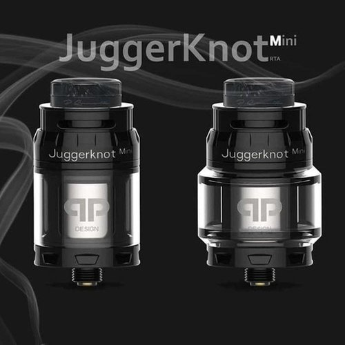 QP Design QP Design - JuggerKnot Mini RTA Verdampfer