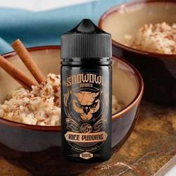 Snowowl – Rice Pudding Aroma