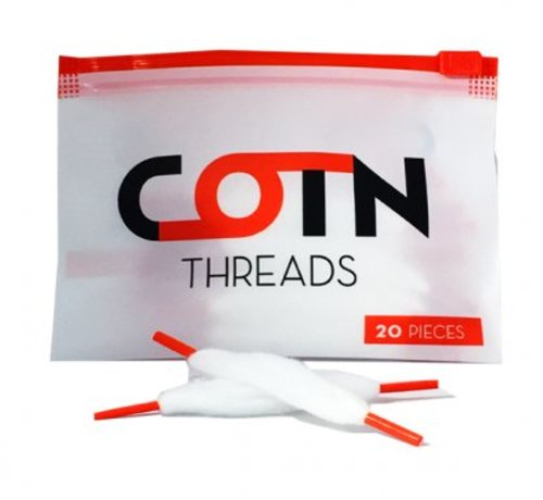 COTN COTN Threads Watte 20er Pack