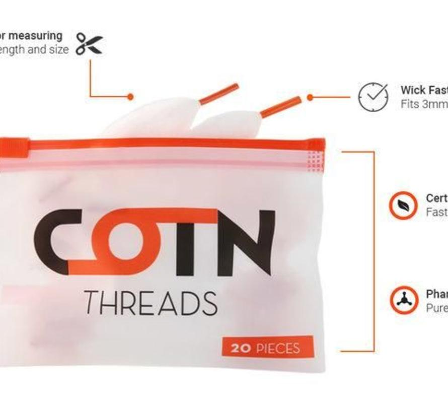 COTN Threads Watte 20er Pack