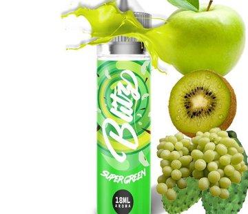 Prohibition Vape BLITZ - Super Green Aroma 18ml