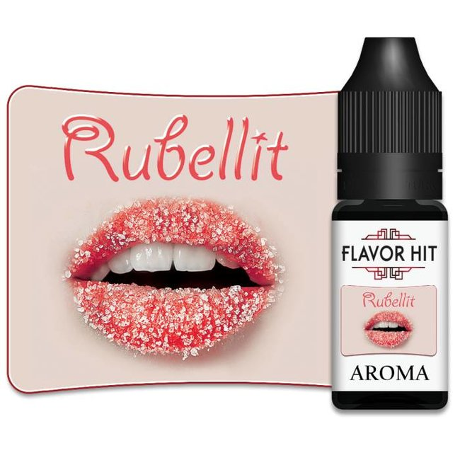 FLAVOR HIT AROMA RUBELLIT BY FLAVOR HIT