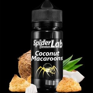 SpiderLab Flavour Concentrates SpiderLab - Coconut Macaroons - Shake & Vape Aroma