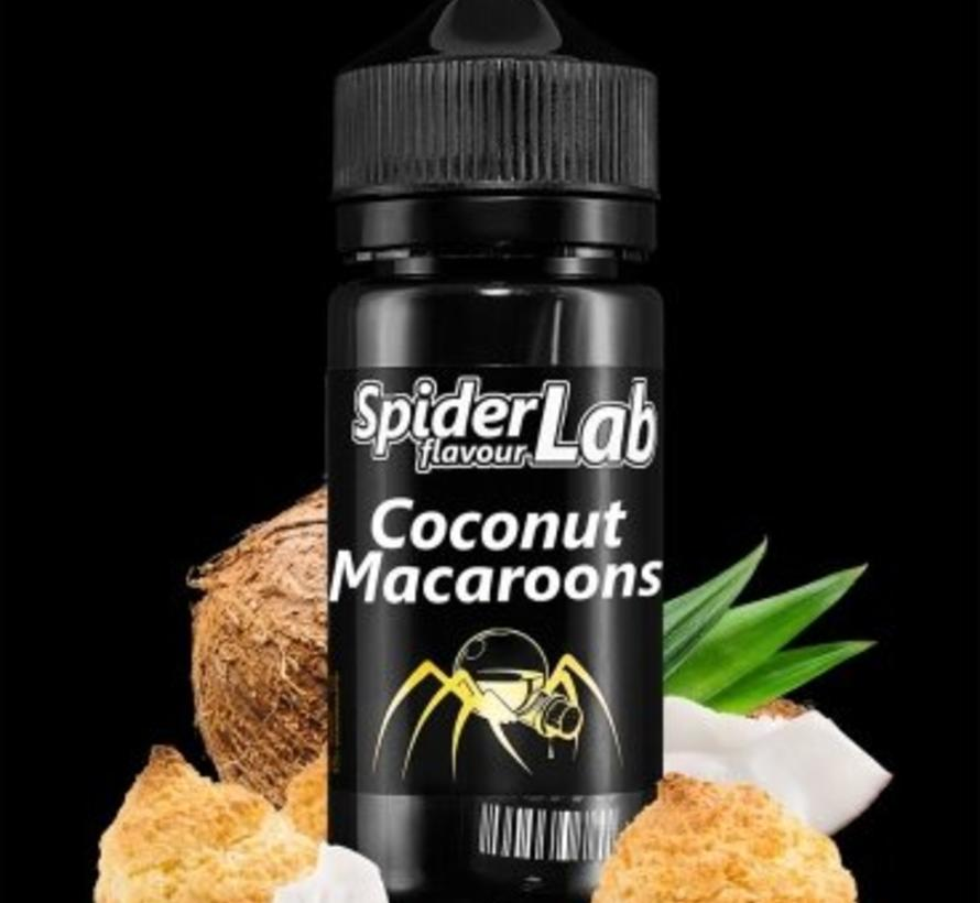 *NEU* SpiderLab - Coconut Macaroons - Shake & Vape Aroma