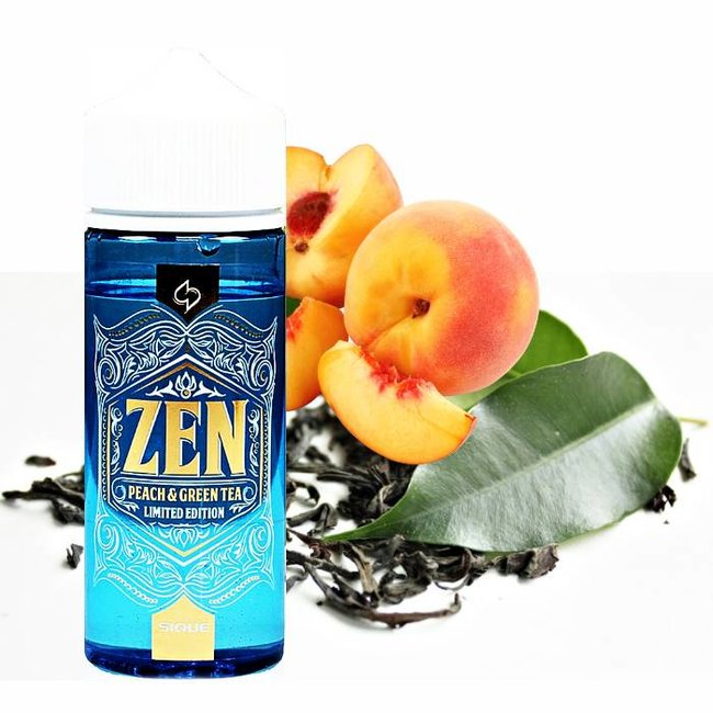 SIQUE BERLIN SIQUE BERLIN Zen E-Liquid 100 ml