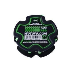 Wotofo Framed Staple Clapton Wire 20 feet/spool Wickeldraht