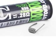 WOTOFO Wotofo Juggernaut Prebuilt Wire 10er Pack Fertigwickelung