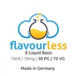 Flavourless Nikotinshot - 70/30 18mg