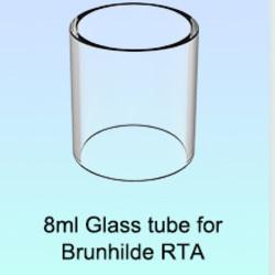 Vapefly Brunhilde RTA Ersatzglas 8 ml