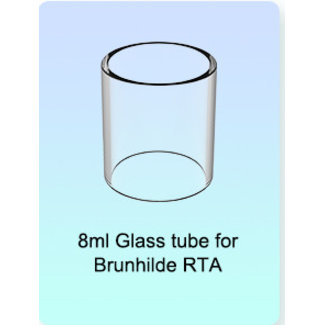 Vapefly Vapefly Brunhilde RTA Ersatzglas 8 ml
