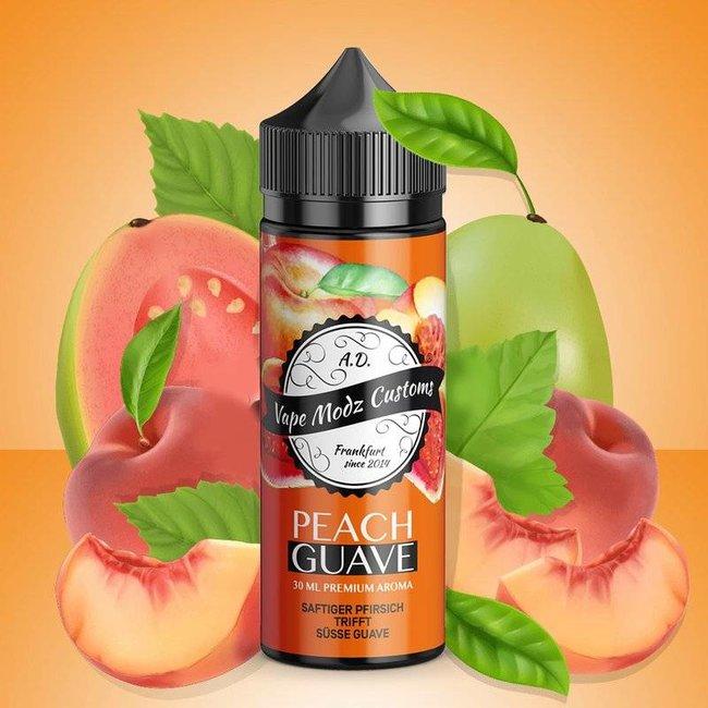 Vape Modz Customs Vape Modz Customs - Peach Guava - 30ml Aroma