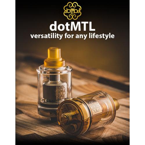 dotMod DotMod dotMTL Tank Verdampfer
