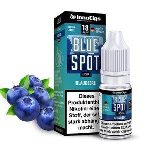 INNOCIGS BLUE SPOT BLAUBEEREN E-LIQUID