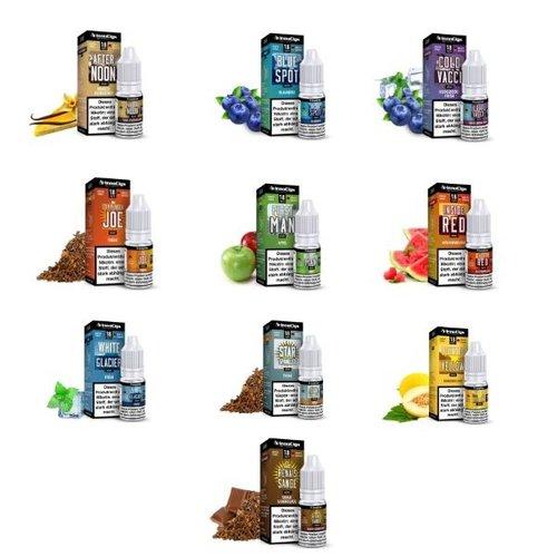 Premium Liquids von InnoCigs für e-zigaretten