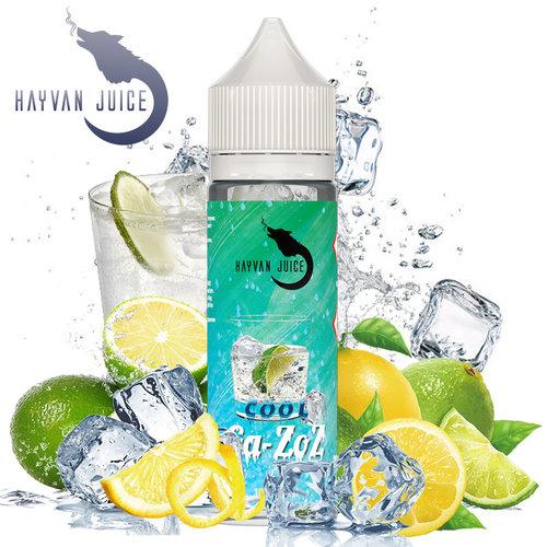 Hayvan Juice Hayvan Juice - Ga-Zoz Cool 10ml Aroma