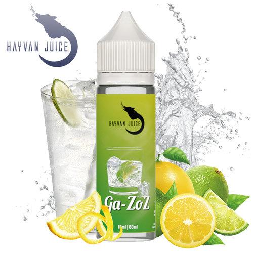 Hayvan Juice Hayvan Juice - Ga-Zoz 10ml Aroma