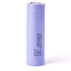 Samsung INR21700-40T, 4000mAh 35A Batterie