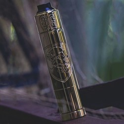 Purge Mods - Skull & Shield 21700 with OG Cap Full Setup