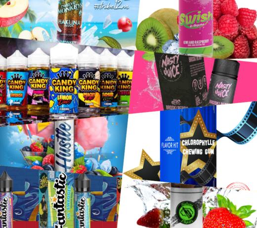 Liquids im Online-Shop – Aromen für alle Jahreszeiten