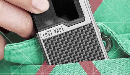 Lost Vape Pods