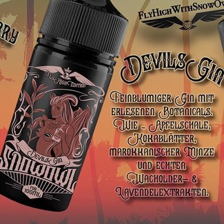 Island Fog Snowowl - Fly High Edition - Devils Gin - 15ml Aroma