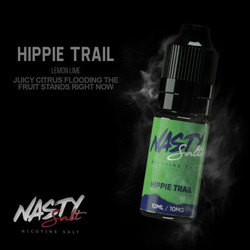 Nasty Salt Hippie Trail Eliquid 10ml