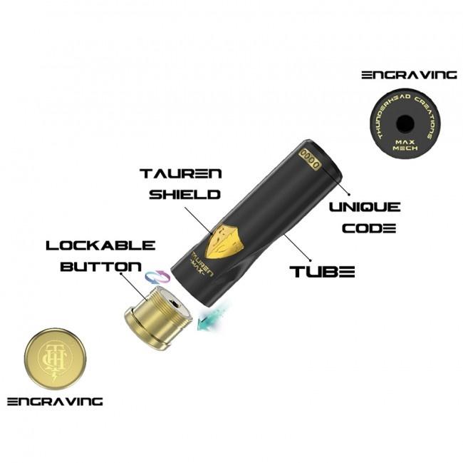 THC Tauren max MOD