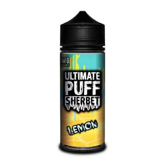 Ultimate Puff Ultimate Puff Sherbet – Lemon 100ml Liquid