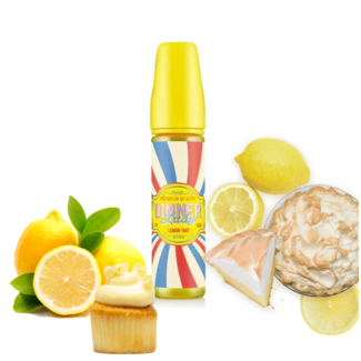 DINNER LADY Vape Dinner Lady - Lemon Tart 50ml Liquid
