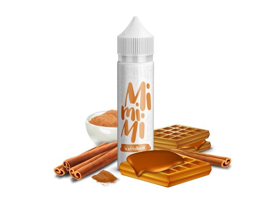 MiMiMi Juice - Waffelheld - 15ml Longfill Aroma