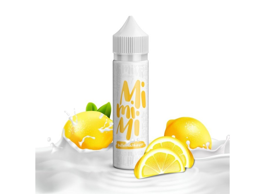MiMiMi Juice - Buttermilchkasper - 15ml Longfill Aroma