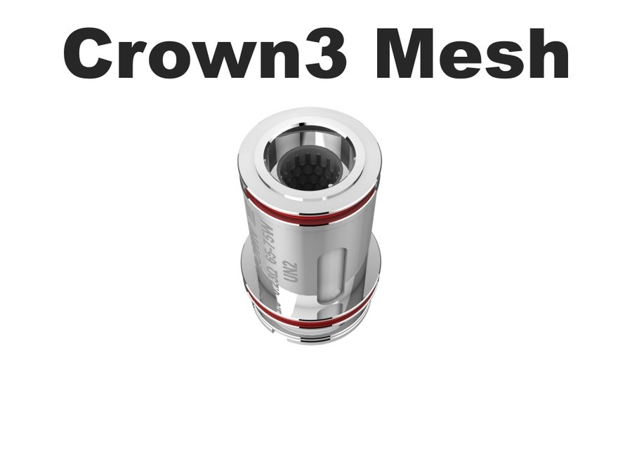Uwell Crown 3 Coil UN2 Meshhed 0,23Ohm