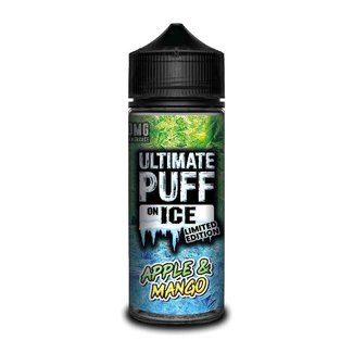 Ultimate Puff Ultimate Puff On Ice – Apple & Mango 100ml Liquid