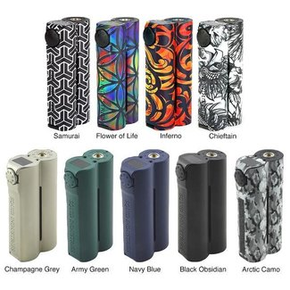 Squid Industries Double barrel V3 150W Mod by Squid Industries by Oxyzig E-Zigaretten Shop