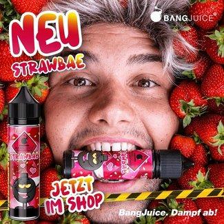 BangJuice® NEU* Bang Juice - Strawbae - 15ml Aroma