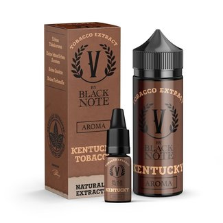 BLACK NOTE V by Black Note - Kentucky - 10 ml Aroma