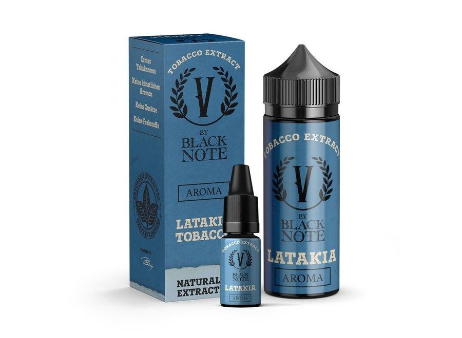 V by Black Note - Latakia - 10 ml Aroma