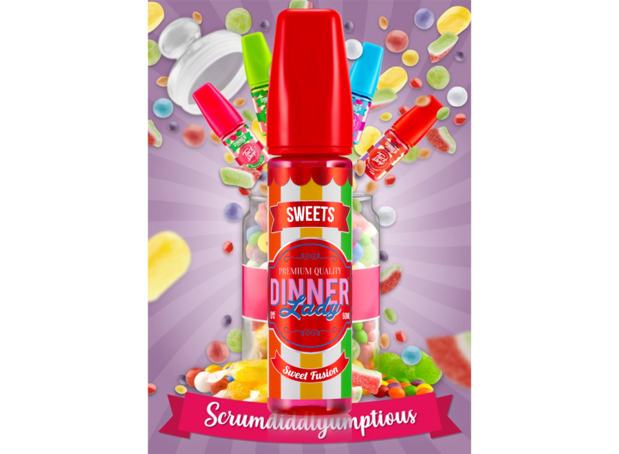 Liquid Sweet Fusion - Tuck Shop by Dinner Lady