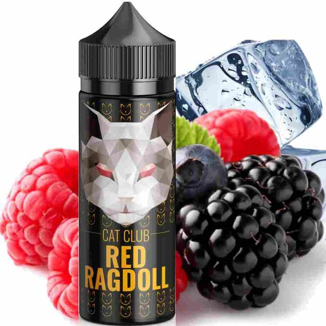 COPY CAT   Cat Club Aroma - Red Ragdoll 10ml