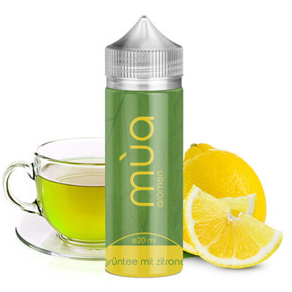 PAROVO MÙA Aroma - Grüntee mit Zitrone 20ml Bottlefill by Parovo