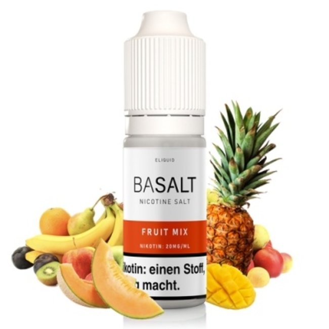 BASALT Basalt Fruit Mix 20mg Nikotinsalz E-Liquid 10ml