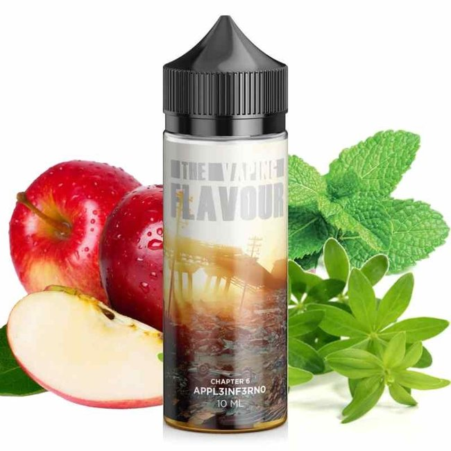 The Vaping Flavour The Vaping Flavour - Ch. 6 - Appleinferno - 10ml Aroma