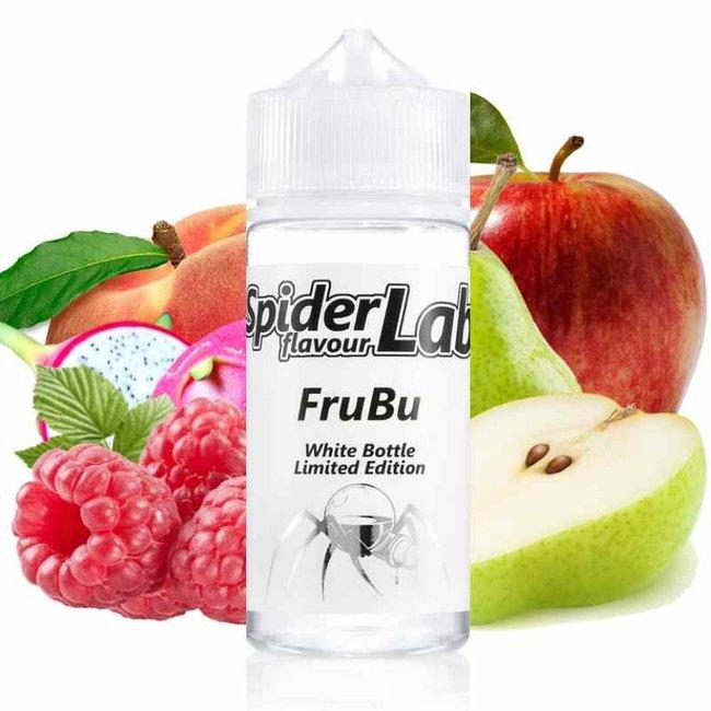 SpiderLab Flavour Concentrates *NEU* SpiderLab - Limited White Bottle Edition - FruBu - 10ml Aroma