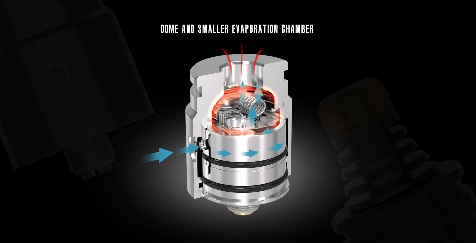 Vandy Vape BRSK V2 MTL RDA