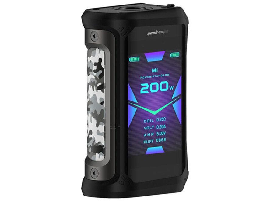 GeekVape Aegis X 200W TC Box Mod Akkuträger