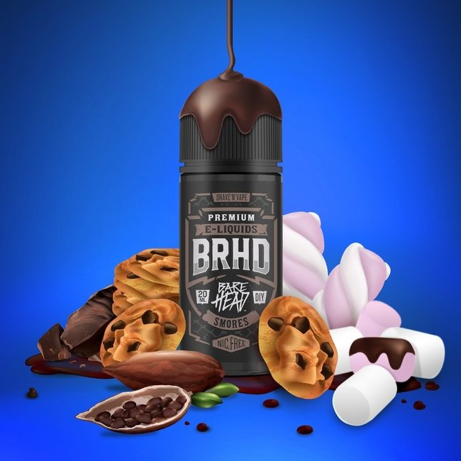 BareHead BRHD - Barehead - Smores - 20ml Aroma