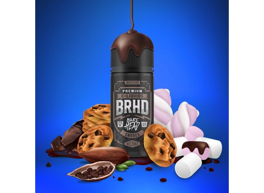BRHD - Barehead - Smores - 20ml Aroma