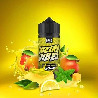 BareHead BRHD - Weird Vibes - Mango & Basil - 20ml Aroma