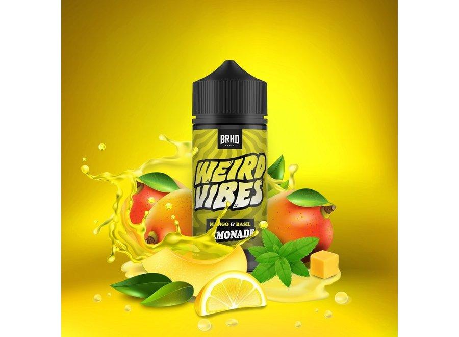 BRHD - Weird Vibes - Mango & Basil - 20ml Aroma